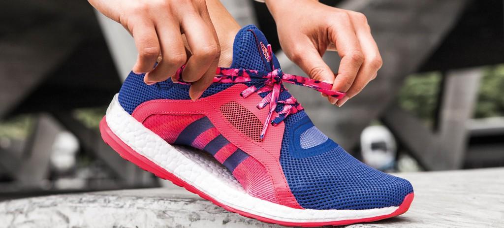 Adidas Pure Boost X : si adapté que ça aux pieds féminins ?